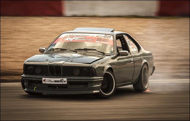 bmw csi drift 640 nürburgring