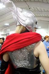 usa ny newyork cosplay thor comicon nycc newyorkcomiccon (Photo: andyi on Flickr)