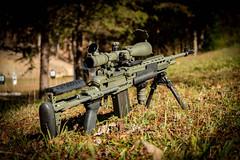 M1A EBR (S.Dobbins) Tags: rifle sage international rings badger atlas iv mk larue bipod m1a ebr leupold ceracoat gearcoat armorhyde