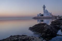Mosque (Shehrima) Tags: sea people bahrain nikon dubai fuji gulf islam mosque arab arabian khobar dammam cornesh d5100