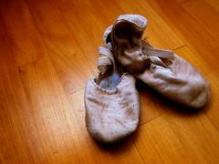 Dance shoes (Stefano@59 Ph.) Tags: ballet dance danza chaussures danceshoes balletto scarpedadanza