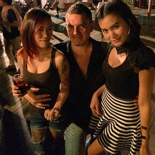 I think I might have found Chiang Mai's 2 most beautiful, hilariously fun girls! Uh oh #dangerous