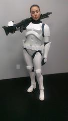 IMAG2420 (roguerebels) Tags: building jes female star costume cosplay armor weapon empire legends stormtrooper joker designs wars rogue squad build heavy legacy kw rebels noob femtrooper krayts corellian gistang