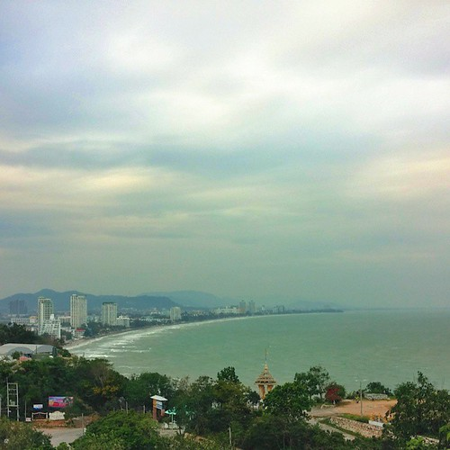 Khao Takieb Scenic view hua hin