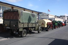 Devon Coastal Run 2014 (lazy south's travels) Tags: uk england classic truck army britain military lorry preserved teignmouth southdevon devonclassicrun