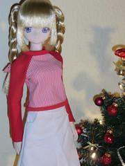 CIMG8599 (Ninotpetrificat) Tags: christmas japan weihnachten navidad doll nadal mueca azone obitsu 13doll luluna