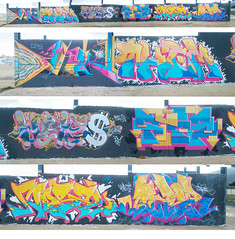 Nauni+Them+Nekes+Jf+Nobel+Pesid (nauni69 RFK & UZI crews) Tags: graffiti 3d model mural comic pastel graffity graff artistica nau artistico profesional decoracion nauni hiperrealismo realista nauni69 graffanatics graffanatix naunione graffitialmeria graffriki caractizacion
