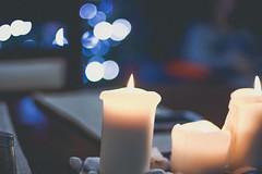 Candle , beautiful , quiet , burner (M.Mielewczyk) Tags: blue black love beautiful night dark fire nikon rooms candle quiet bright bokeh room 14 poland livingroom sleepy heat merry nikkor burner effect danzig gdask nonoise nikon50mm mioci wesoychwiat merrychristmasbeautifulview pomeraniapomeranianpomorzetricity