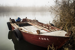 boat who called ANNA (partis90) Tags: color 35mm landscape photography nikon df farbe 28f nikkors