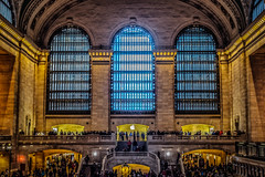 Grand Central Apple (misterperturbed) Tags: newyork