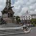 Praça da Independência em Quito
