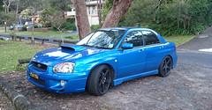 Subaru Impreza WRX (FotoSleuth) Tags: subaru impreza wrx