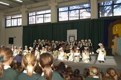 Colegio Orvalle - fiesta de navidad de infantil (12)