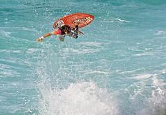 Toeknee Bianchi at the Skim Board Fiesta (cjbphotos1) Tags: ocean california beach nikon waves action lajolla surfing wipeout skimboarding d5200