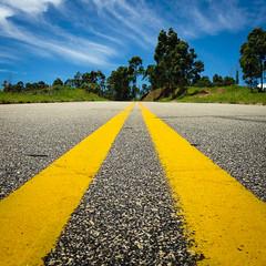 KeepWalking (@danacqua) Tags: road sky canon squareformat iphone canon6d iphonephotography