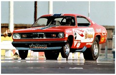 Mongoose McEwen 1970 Hot Wheels Plymouth Duster (Rickster G) Tags: 1969 ads drag 1974 1971 flyer 60s plymouth convertible literature transit duster 70s valiant 1970 hemi mopar twister sales 1972 brochure rapid 440 1973 rallye musclecar compact 340 426 383 4406 sixbarrel scatpack