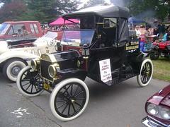 1914 Ford Model T (splattergraphics) Tags: ford 1914 carshow modelt ridgelymd ridgelyfallfestival ridgelyrailroadpark