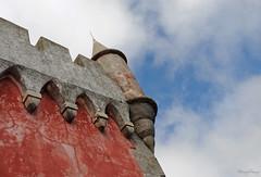 Tower (_MissMoneyPenny_) Tags: castle portugal sintra decoration palace palazzo castello portogallo decorazione