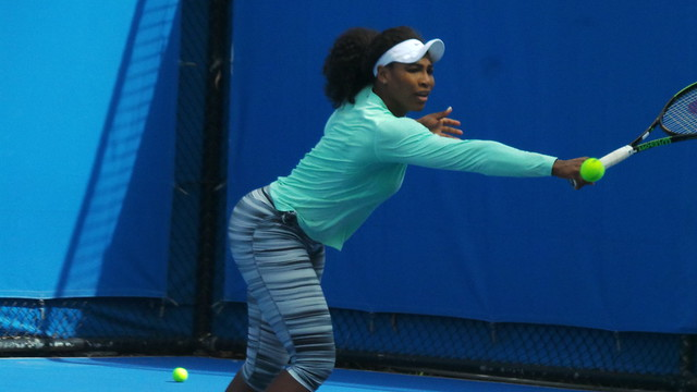 Serena Williams - 2015 Australian Open