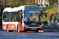 44 (Callum Colville's Lothian Buses) Tags: road bus buses edinburgh iron hybrid lothian 7900 madder lothianbuses edinburghbus madderandwhite madderwhite busesedinburgh chorstorphan