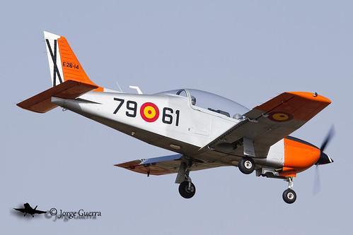España - Ejército del Aire E.26-14 / 79-61 Enaer T-35 Pillán