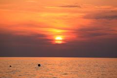 Tramonto Tropea - Calabria (Italia) (Kristel Van Loock) Tags: travel italien sunset pordosol sea sky italy sun mer holiday clouds zonsondergang italia tramonto nuvole mare zee ciel cielo nuages viaggio calabria italie vacanza hemel coucherdesoleil itali tropea kalabrien calabre calabri settembre2014