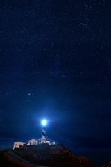 Faro Cala Figuera (ppgarcia72) Tags: stars landscape faro nikon paisaje tokina estrellas nocturna mallorca largaexposicin paisajenocturno d7000 tokina1116