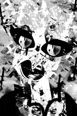 photo 4.JPG (mcintyre.arts) Tags: blackandwhite vintage frenchactress frenchvogue