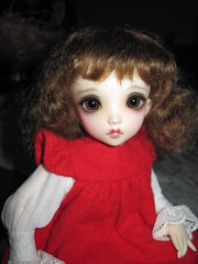 fairyland mio littlefee (Pinkfrontgate) Tags: cat mio bjd littlefee