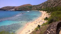 Hanauma Bay, Hawaii (PR Day) Tags: ocean beach coral hawaii seaside hanaumabay