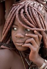 Namibia. Himba girl (mike catalonian) Tags: africa portrait face children photography namibia himba herero southernregion