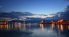 Terminal,Rijeka ( Croatia )... (palma13) Tags: travel sea nature colors field season leaf nikon colours natur technics fields