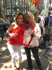 Access Hollywood's Kit Hoover... a sweetheart...on the last day shooting with Billy Bush in NYC Rock Center (Wendy The Pipe Cleaner Lady) Tags: birthday party color art kids fun creativity for diy colorful bend little fuzzy unique great creative fluffy parties craft twist it entertainment imagination hoover entertainer wendy communion twisted upa partyfavors christmascrafts bridalshower weddingentertainment sweet16 partyentertainment babyshower artsandcrafts teambuilding batmitzvah bushkit wwwthepipecleanerladycom wendybaner thepipecleanerlady wendythepipecleanerlady pipecleaners barmitzvah birthdayparties marthastewart partyfavor childrensparties interactive holidaycraftsprojects holidaypartyentertainment holidaycrafts christmascraftprojects crazyglasses pipecleanerrings roserings cocktailrings interactivecrafts firstbirthdaysweddingentertainmentamericanmadefinalistpartyentertainmentchildrenspartyentertainmentcraftentertainmentbirthdaypartyentertainmentselfiepropschildrenspartyentertainerknown twistingtwisted nightstwist twistedaccess hollywoodbilly