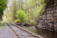 Abandoned Trestle (Denise @ New Mercies I See) Tags: home nature outdoors spring may westvirginia appalachia 2016 onethousandgifts