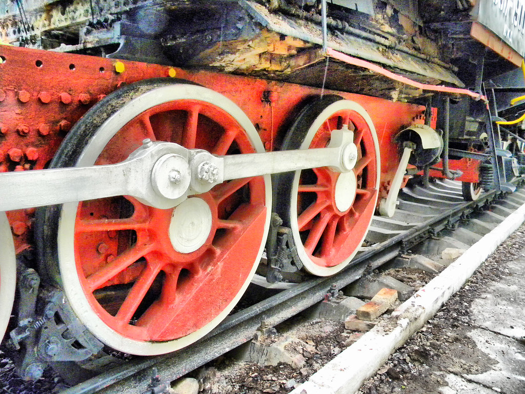 Russian Steam In Ukraine