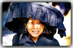 Guangzhou Chinese Portrait (gerardeder) Tags: world guangzhou china travel portrait asia east reise