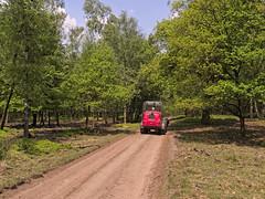 Trekker (ericderedelijkheid) Tags: tractor trekker deelerwoud