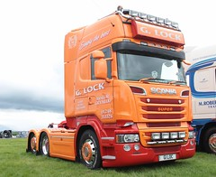 G Lock (fannyfadams) Tags: uk test cars models tractors a5 lorries anglesey northwales showground a55 stationaryengines angleseyvintagerally tractorpullingauto