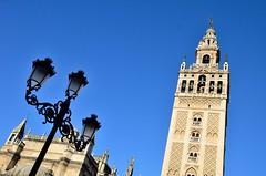 2016 04 25 015 Seville (Mark Baker, photoboxgallery.com/markbaker) Tags: city urban tower photo spring sevilla spain europe european day baker cathedral outdoor mark union catedral eu seville andalucia photograph april giralda 2016 picsmark