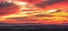 Tuscany... (BartoszWazny) Tags: sunset sunrise florence liguria tuscany firenze siena pienza montepulciano valdorcia casciana