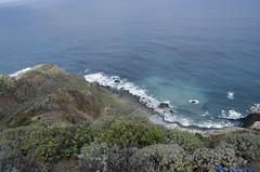 DSC_0076 (AlfredoGutirrez) Tags: blue sea naturaleza mountain nature azul trekking mar paisaje tenerife montaa senderismo naturalpark parquenatural anaga roquesdeanaga