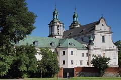 Klasztor i Bazylika Na Skace (h3rmes) Tags: krakow krakw paulini basilique church baroque architecture