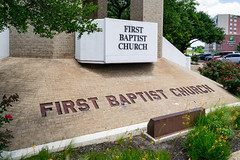 First Baptist Church, Austin