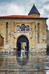 Jvari Monastery 2 ... (Bijanfotografy) Tags: georgia sigma monastery mountainside foveon jvarimonastery easterngeorgia sigmadp2merrill sigmadp2m