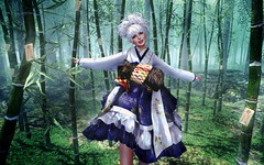 W-ZERO Kimono Dress@Japonica (clau.dagger) Tags: fashion japan studio style secondlife kimono japonica 00 boon littlebranch insol wzero happydispatch catwa