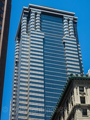 60 Wall Street, Financial District, New York City (jag9889) Tags: 2016 20160619 building landmark lowermanhattan manhattan newyork newyorkcity outdoor skyscraper usa wallstreet jag9889 deutschebank
