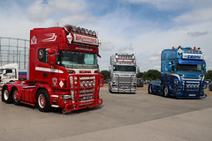 The Great Northwest Truck Show (NTG's pictures) Tags: the great northwest truck show which raises money royal manchester childrens hospital charity helipad appeal etihad stadium broadhursttransport mark kendrew craig issac sons scanias