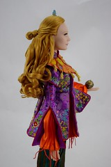 Alice Limited Edition 17'' Doll - Alice Through the Looking Glass - Disney Store Purchase - Deboxed - Standing - Midrange Left Side View (drj1828) Tags: alice alicethroughthelookingglass limitededition us disneystore doll 17inch purchase liveactionfilm deboxed standing
