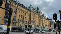 Stockholm,Sweden (catarina.berg) Tags: stockholm sverige sweden strandvgen facade building street city