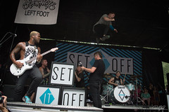 Set It Off (Scenes of Madness Photography) Tags: set it off setitoff sio vans warped tour columbia marylad merriweather post pavilion july 2016 live music concert festival nikon d3200 scenes madness photography dan danny clermont cody carson zach dewall maxx danziger